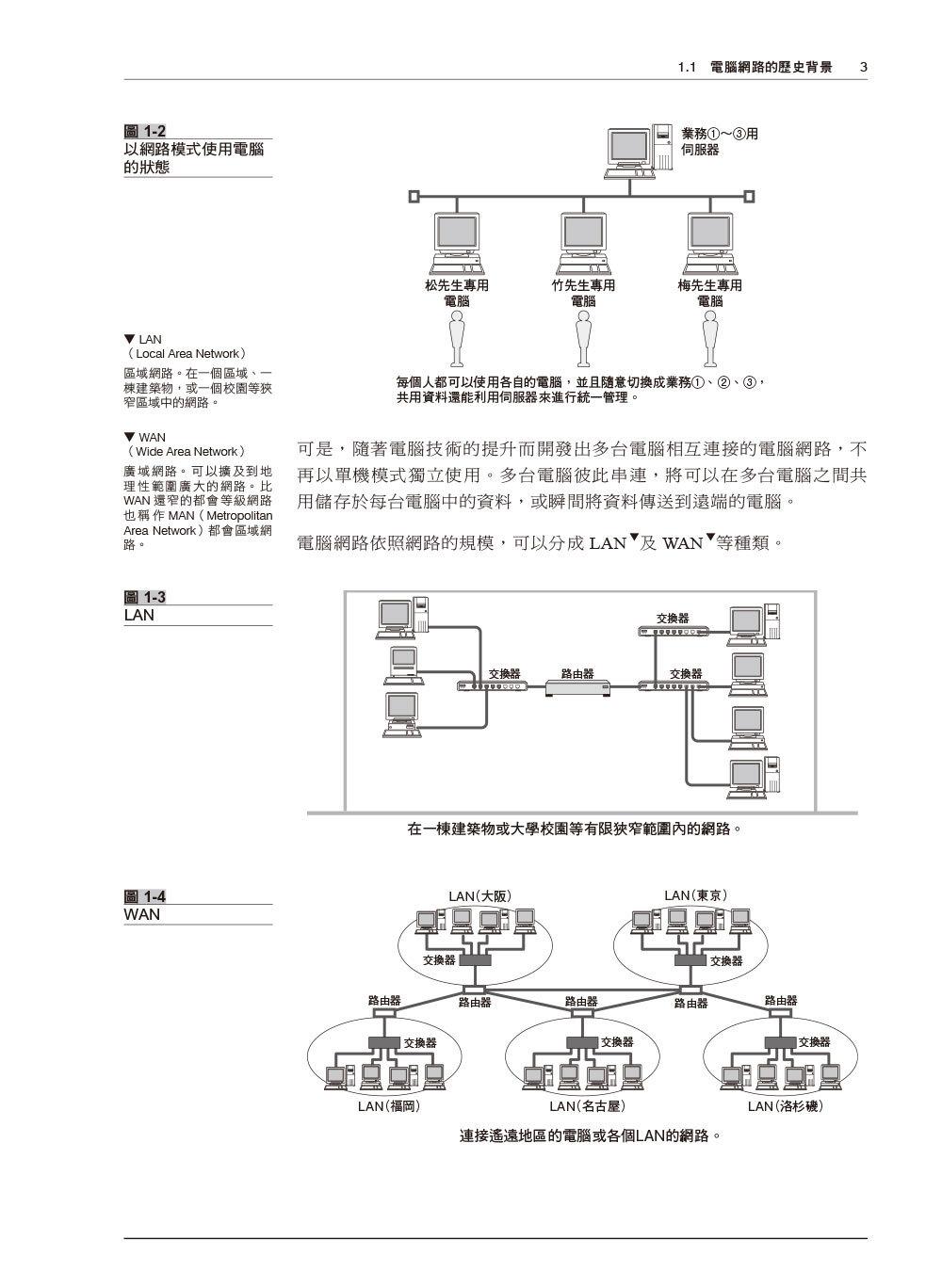 圖解 TCP/IP 網路通訊協定 (涵蓋IPv6)(2021修訂版)-preview-2