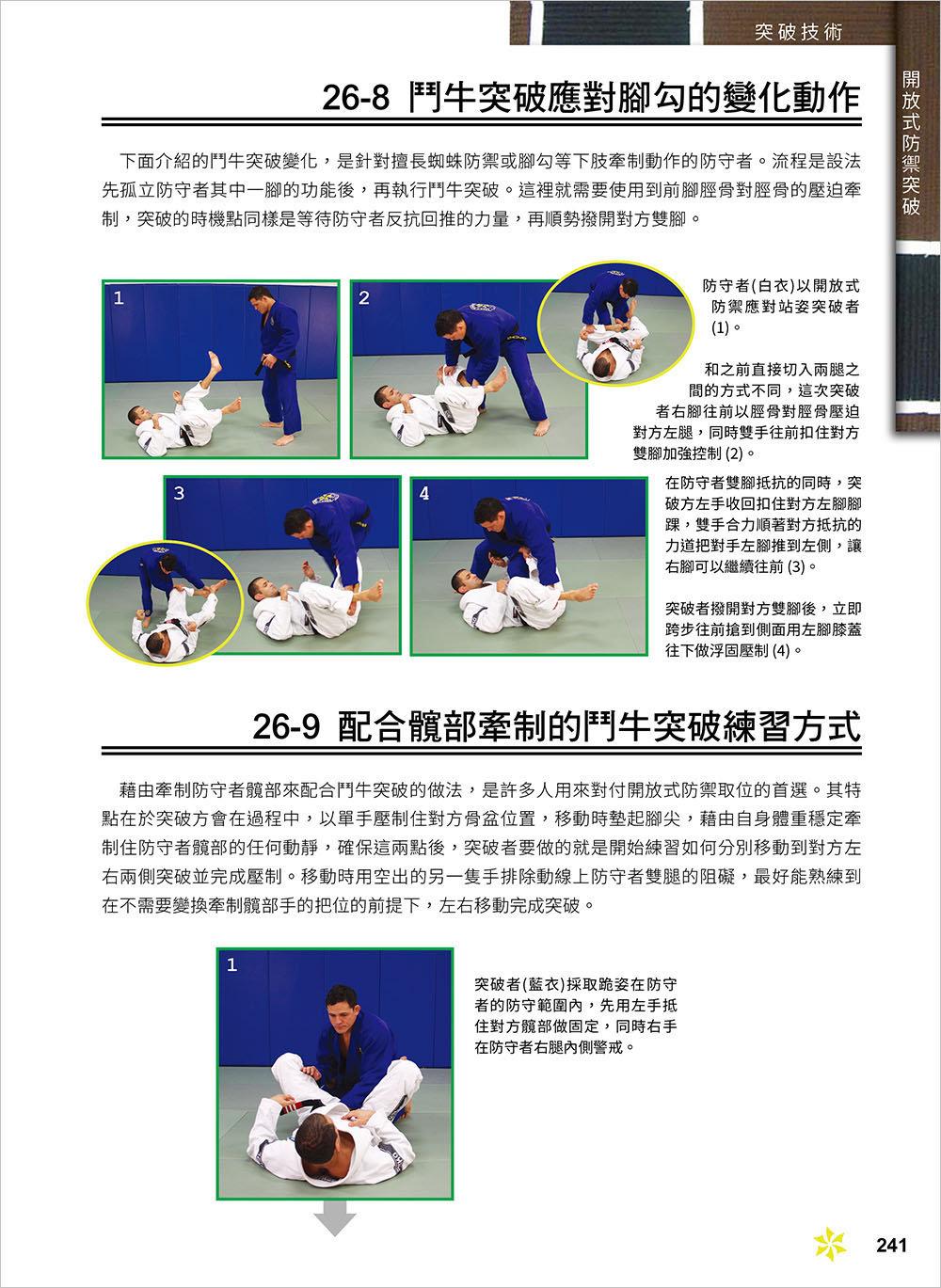 JIU-JITSU University 巴西柔術教本-preview-8