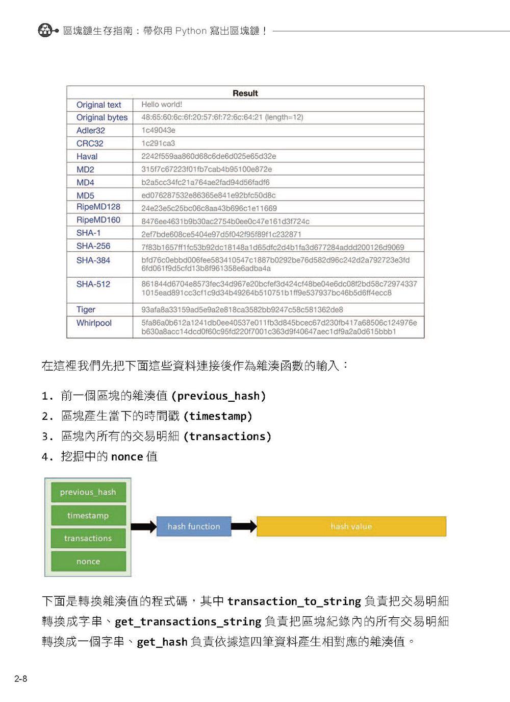 區塊鏈生存指南:帶你用 Python 寫出區塊鏈!(iT邦幫忙鐵人賽系列書)-preview-15