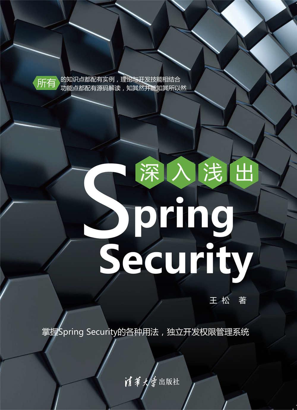 深入淺出 Spring Security-preview-1