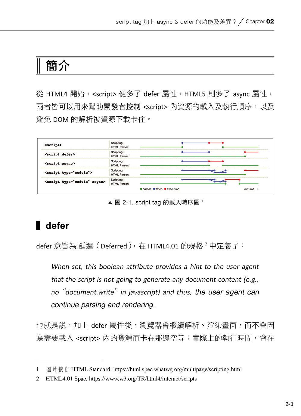 前端三十:從 HTML 到瀏覽器渲染的前端開發者必備心法(iT邦幫忙鐵人賽系列書)-preview-10