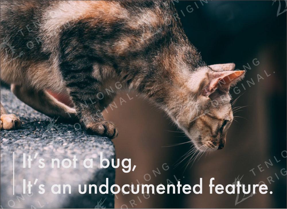 手工壁畫 Painting / It's not a bug, it's an undocumented feature / A 款 / 小-preview-1
