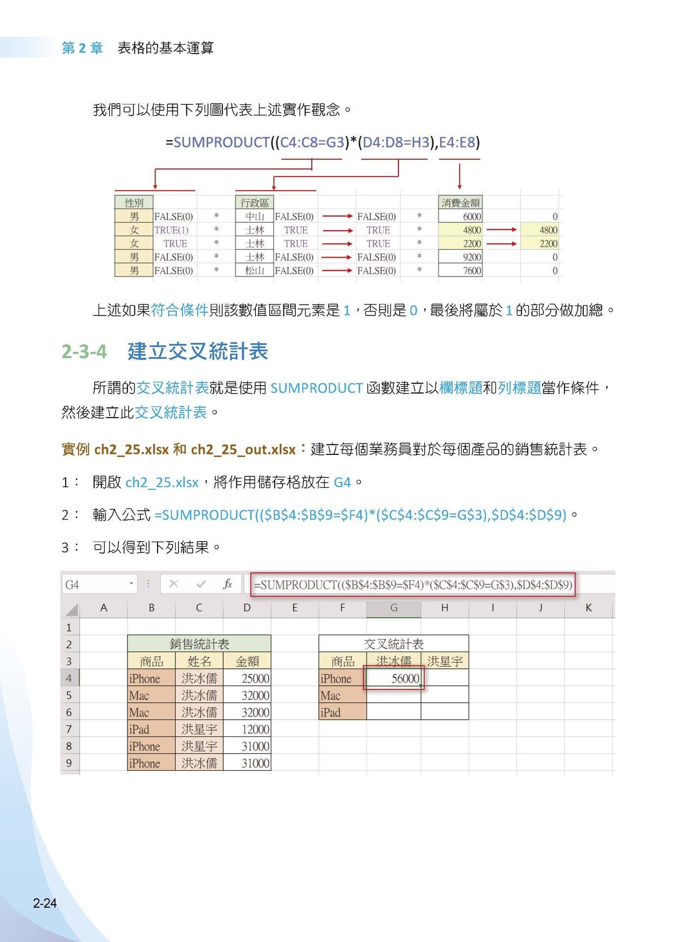 Excel 函數庫最完整職場商業應用王者歸來-preview-3