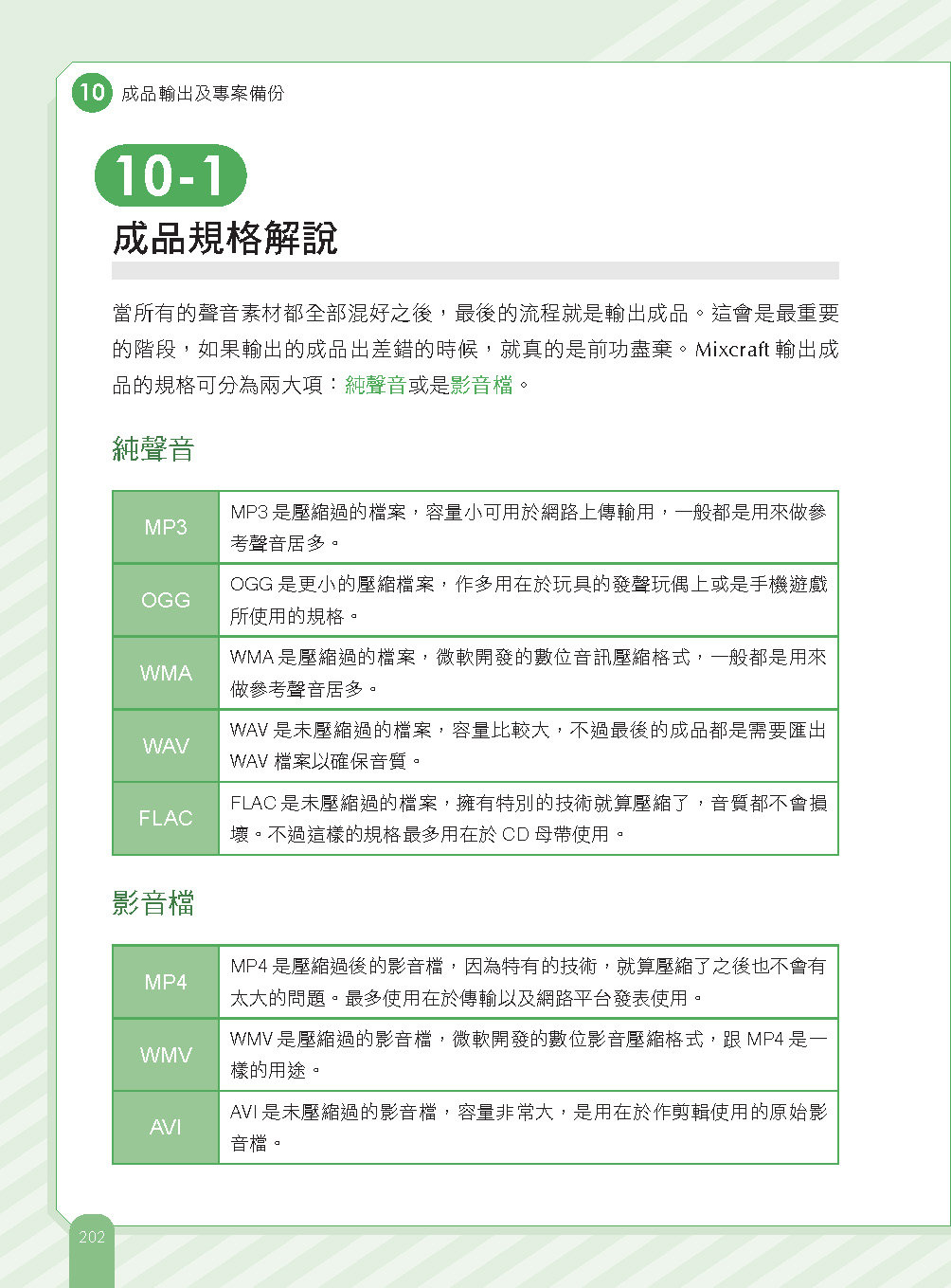 Mixcraft 數位成音國際認證 (Mixcraft Certified Associate Program 官方用書)-preview-11