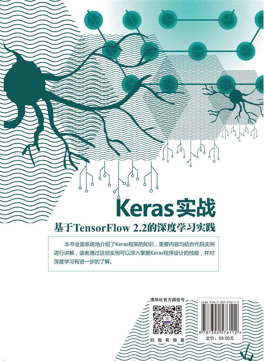 Keras實戰:基於TensorFlow2.2的深度學習實踐-preview-2