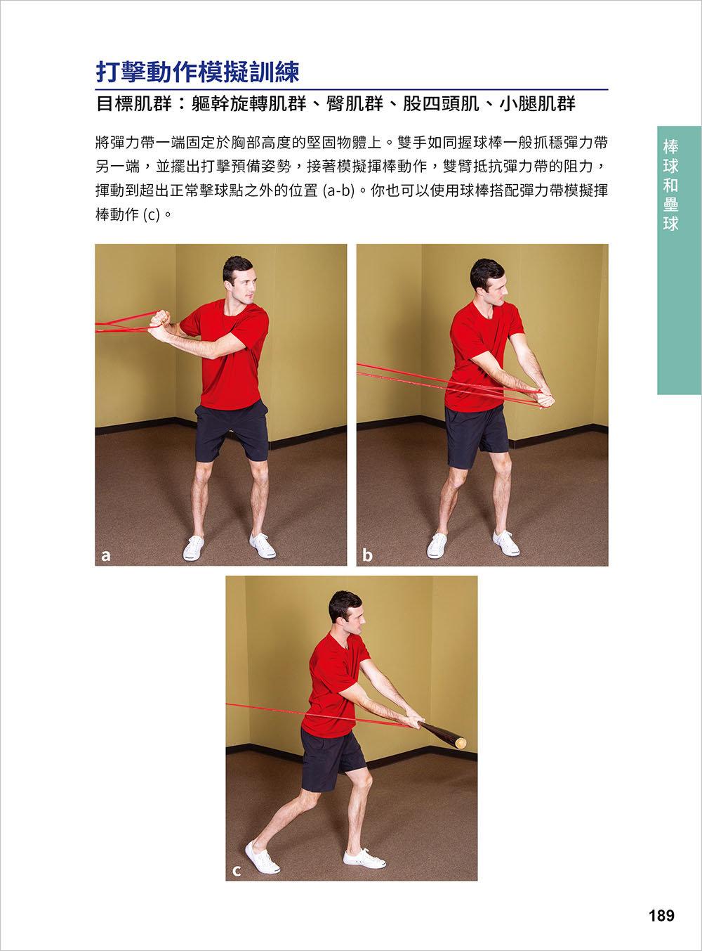 彈性阻力帶肌力訓練大全 162 式最新版 : 健身與功能性訓練、復健與預防肌少症 全適用-preview-8
