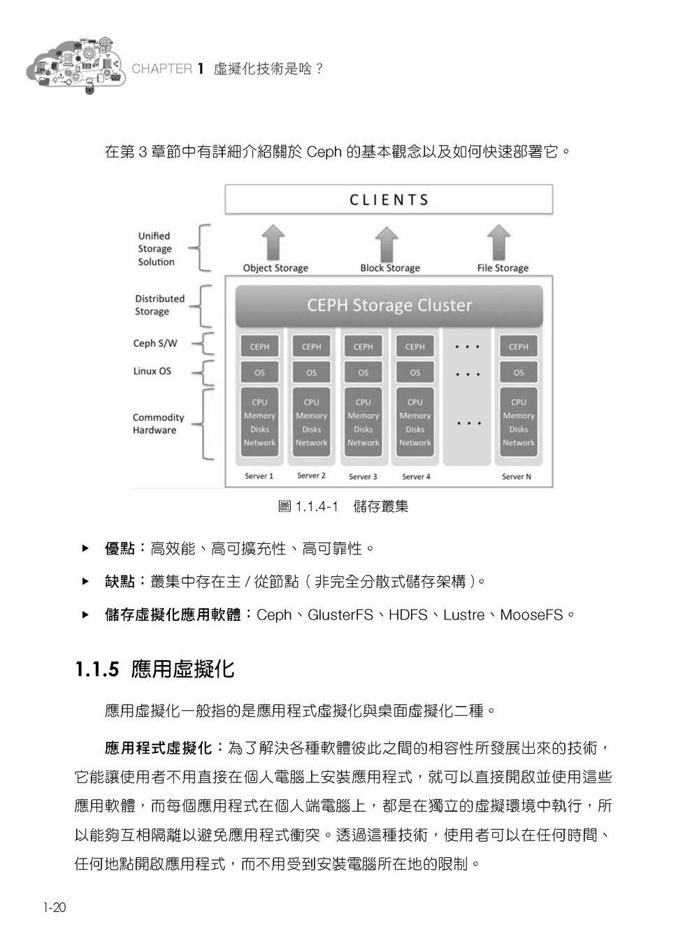 超前部署企業雲 非懂不可 -- 最強圖解虛擬化,openstack 企業雲一日即成-preview-5