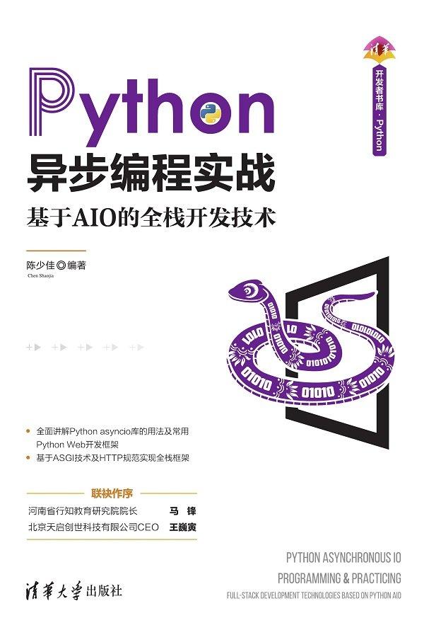 Python異步編程實戰——基於AIO的全棧開發技術-preview-1