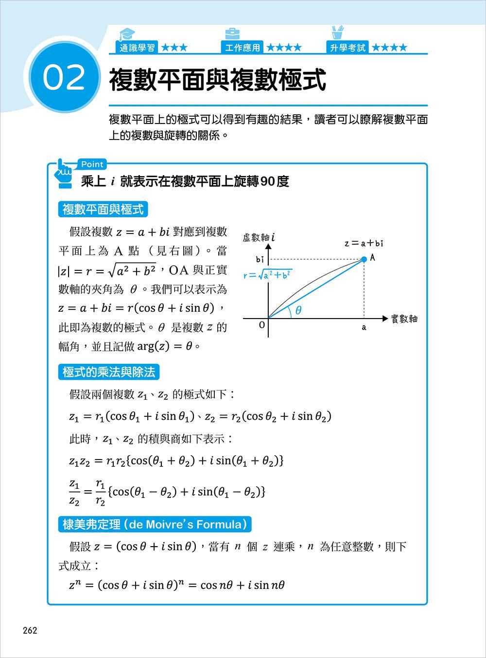 速查! 數學大百科事典 – 127 個公式、定理、 法則-preview-8
