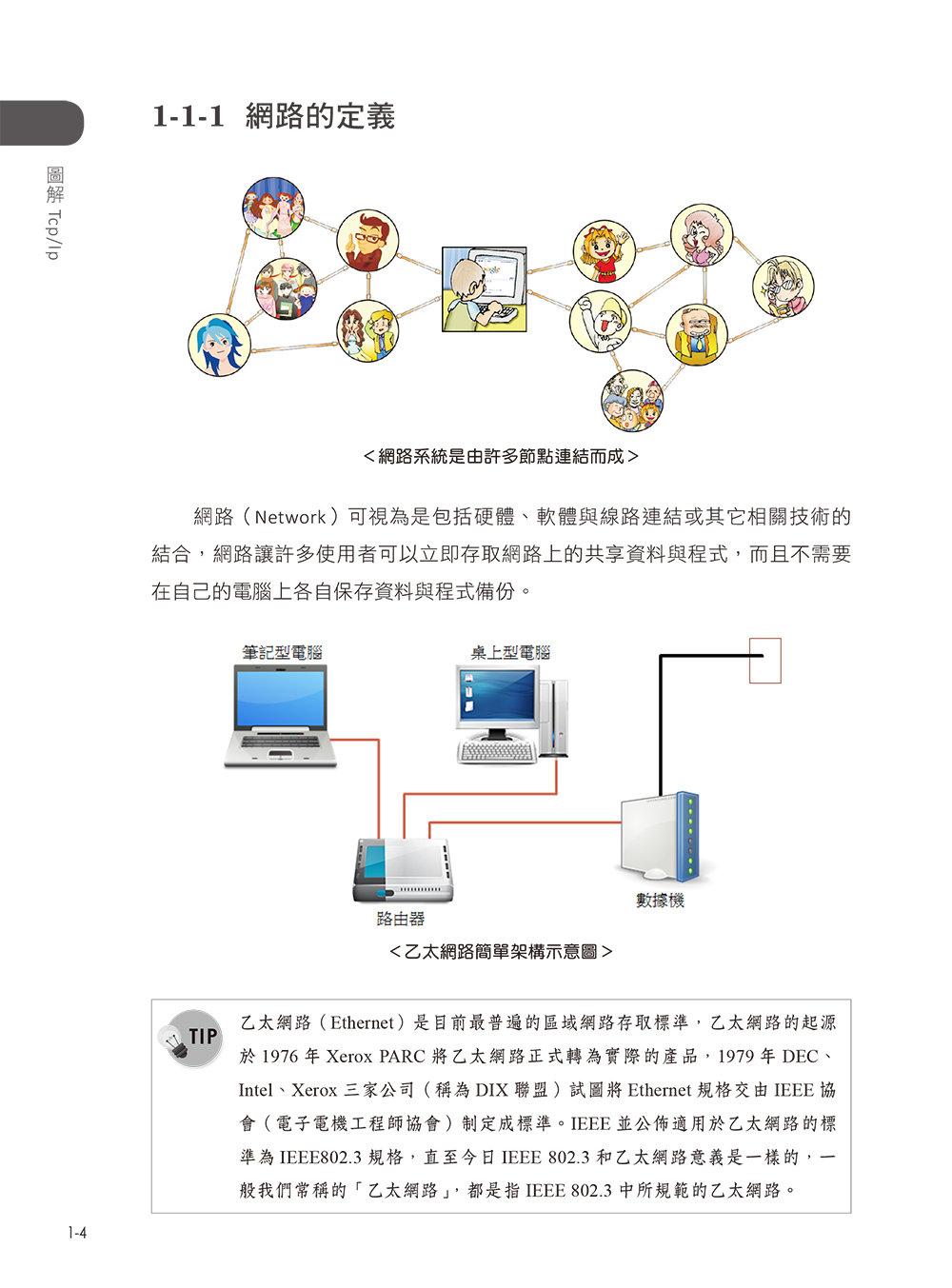 圖解 TCP/IP-preview-4