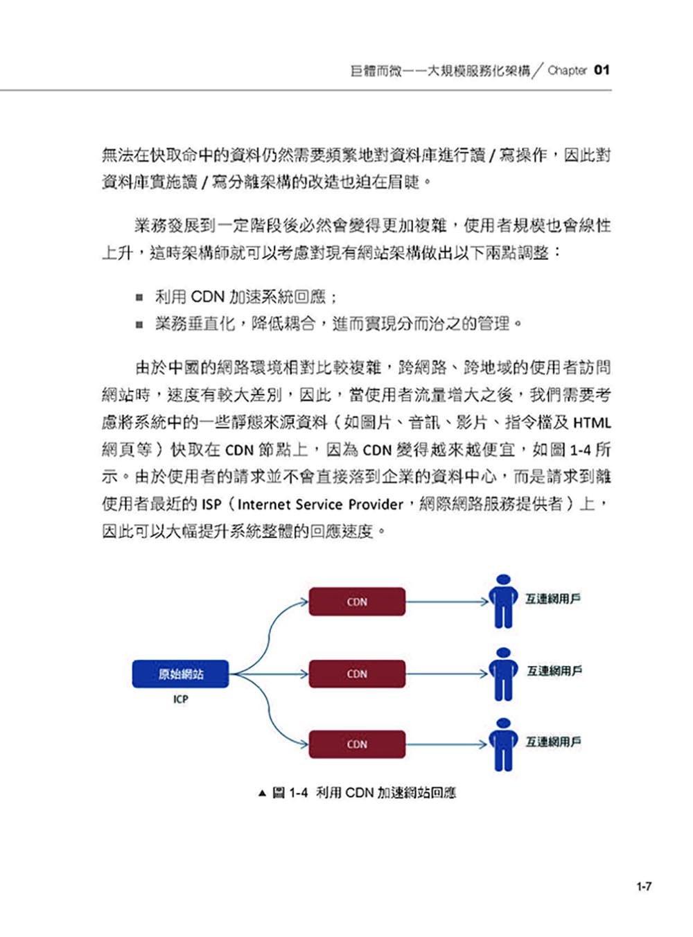 超大流量系統解決方案: 大型網站架構師的經驗分享-preview-4