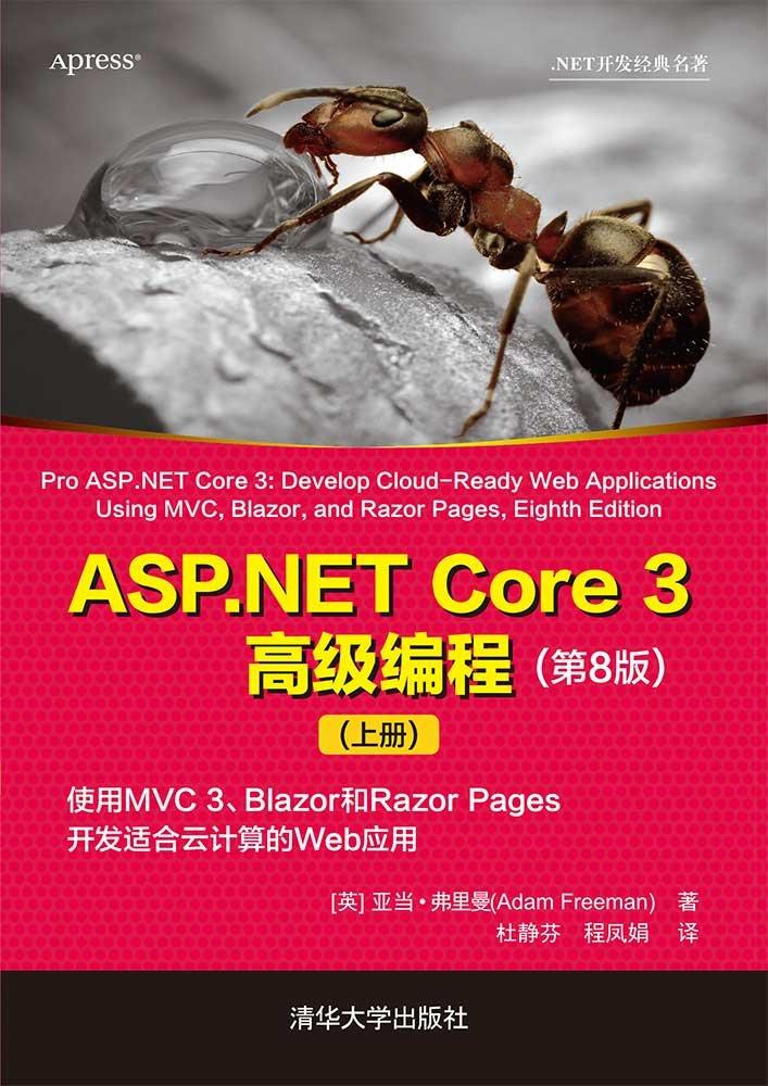 ASP.NET Core 3 高級編程, 8/e-preview-1