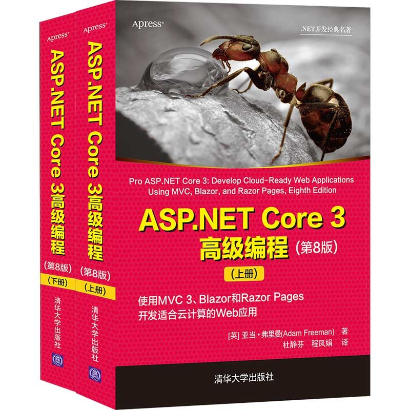 ASP.NET Core 3 高級編程, 8/e-preview-3