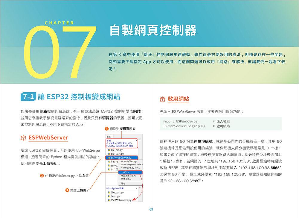 FLAG'S 創客‧自造者工作坊 -- ESP32 × Python AIoT 大應用-preview-6