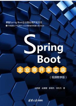 Spring Boot企業級開發實戰(視頻教學版)-preview-1