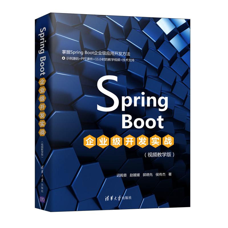 Spring Boot企業級開發實戰(視頻教學版)-preview-3