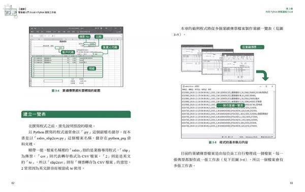 【圖解】零基礎入門Excel╳Python高效工作術:輕鬆匯入大量資料、交叉分析、繪製圖表,連PDF轉檔都能自動化處理,讓效率倍增-preview-9