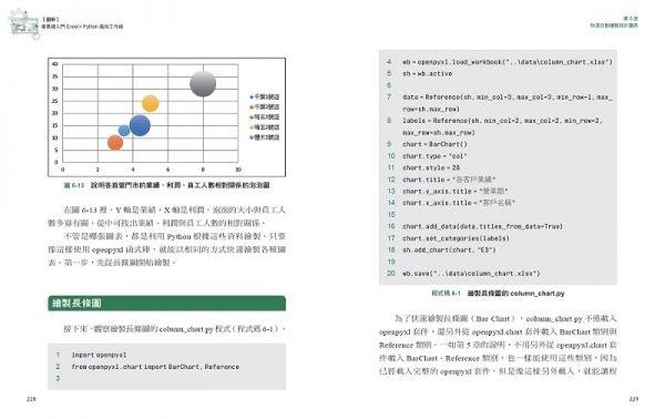 【圖解】零基礎入門Excel╳Python高效工作術:輕鬆匯入大量資料、交叉分析、繪製圖表,連PDF轉檔都能自動化處理,讓效率倍增-preview-12