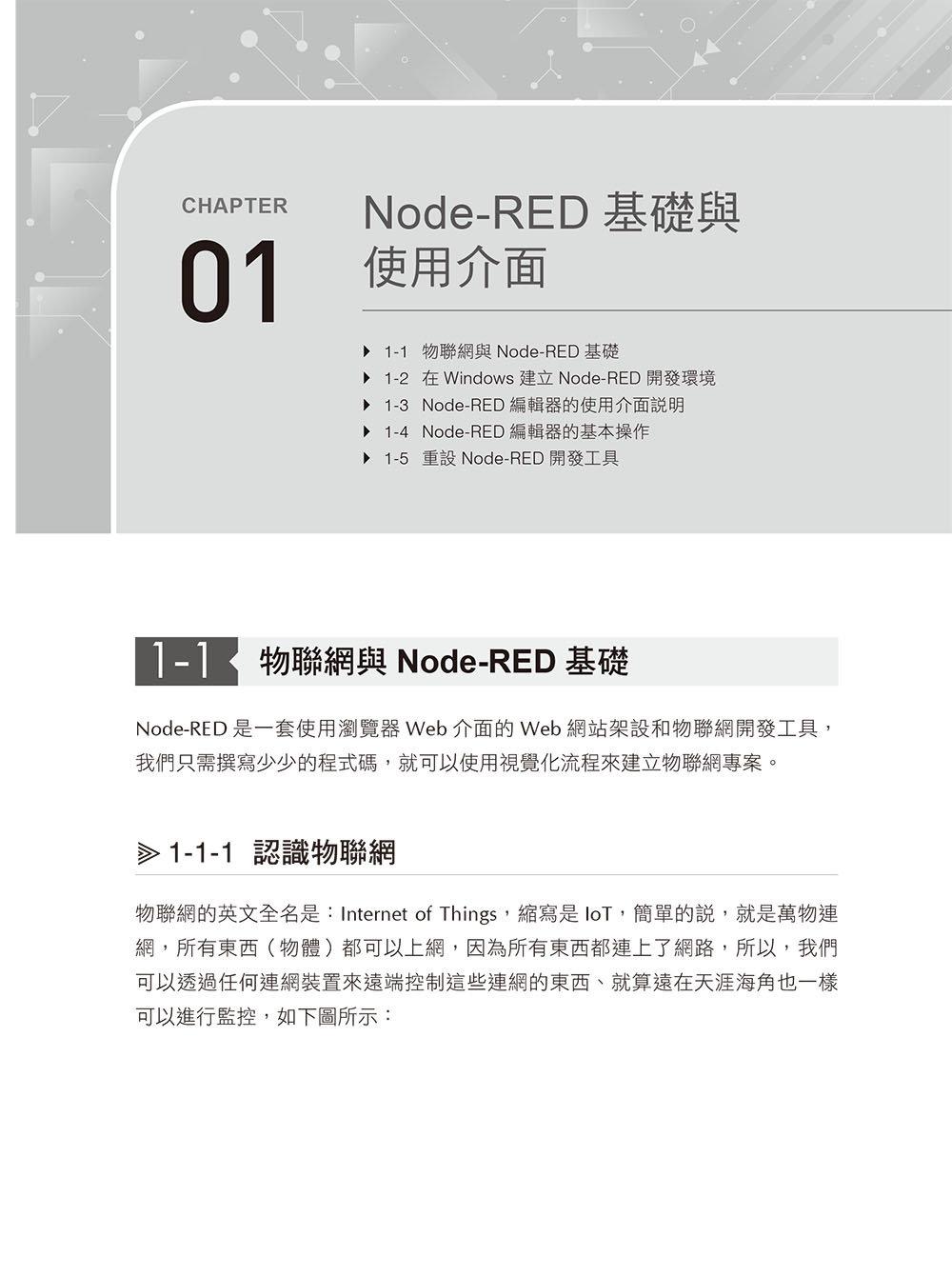 超簡單 AIoT 物聯網與網站架設必學神器:Node-RED 視覺化開發工具-preview-1