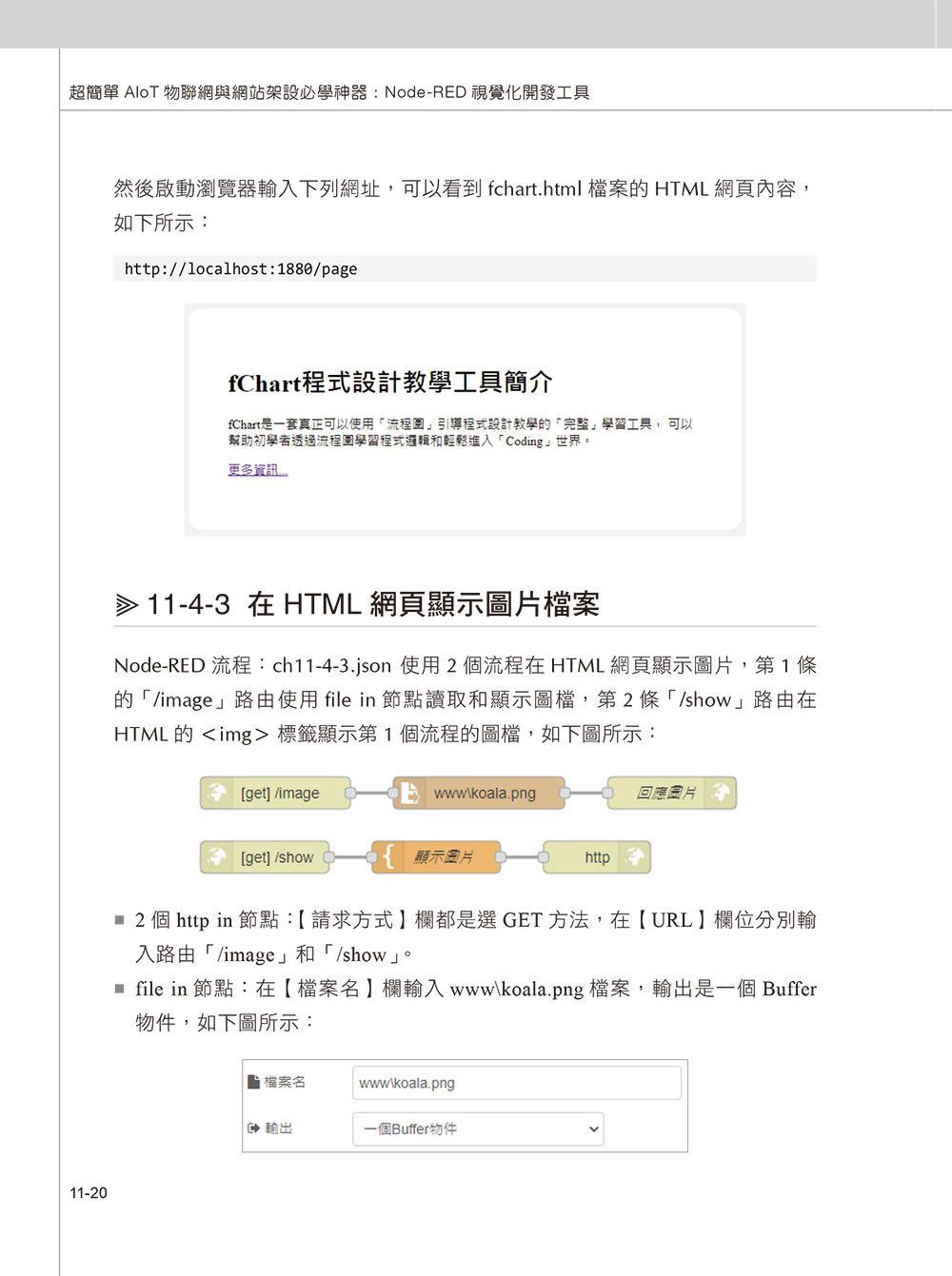 超簡單 AIoT 物聯網與網站架設必學神器:Node-RED 視覺化開發工具-preview-13