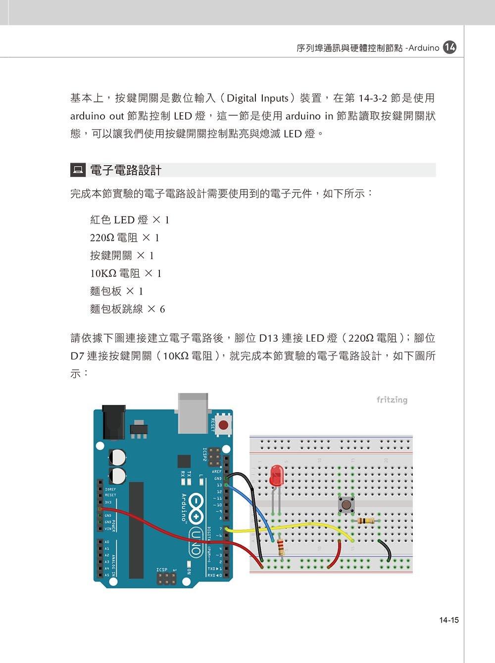超簡單 AIoT 物聯網與網站架設必學神器:Node-RED 視覺化開發工具-preview-15