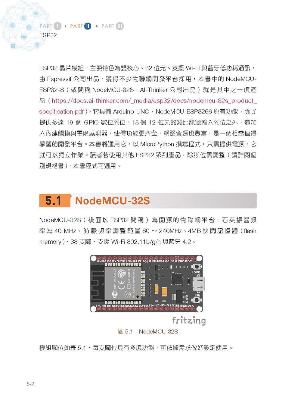 物聯網實戰(ESP32篇): 使用樹莓派/NodeMCU-32S/Python/MicroPython/Node-RED打造安全監控系統-preview-4