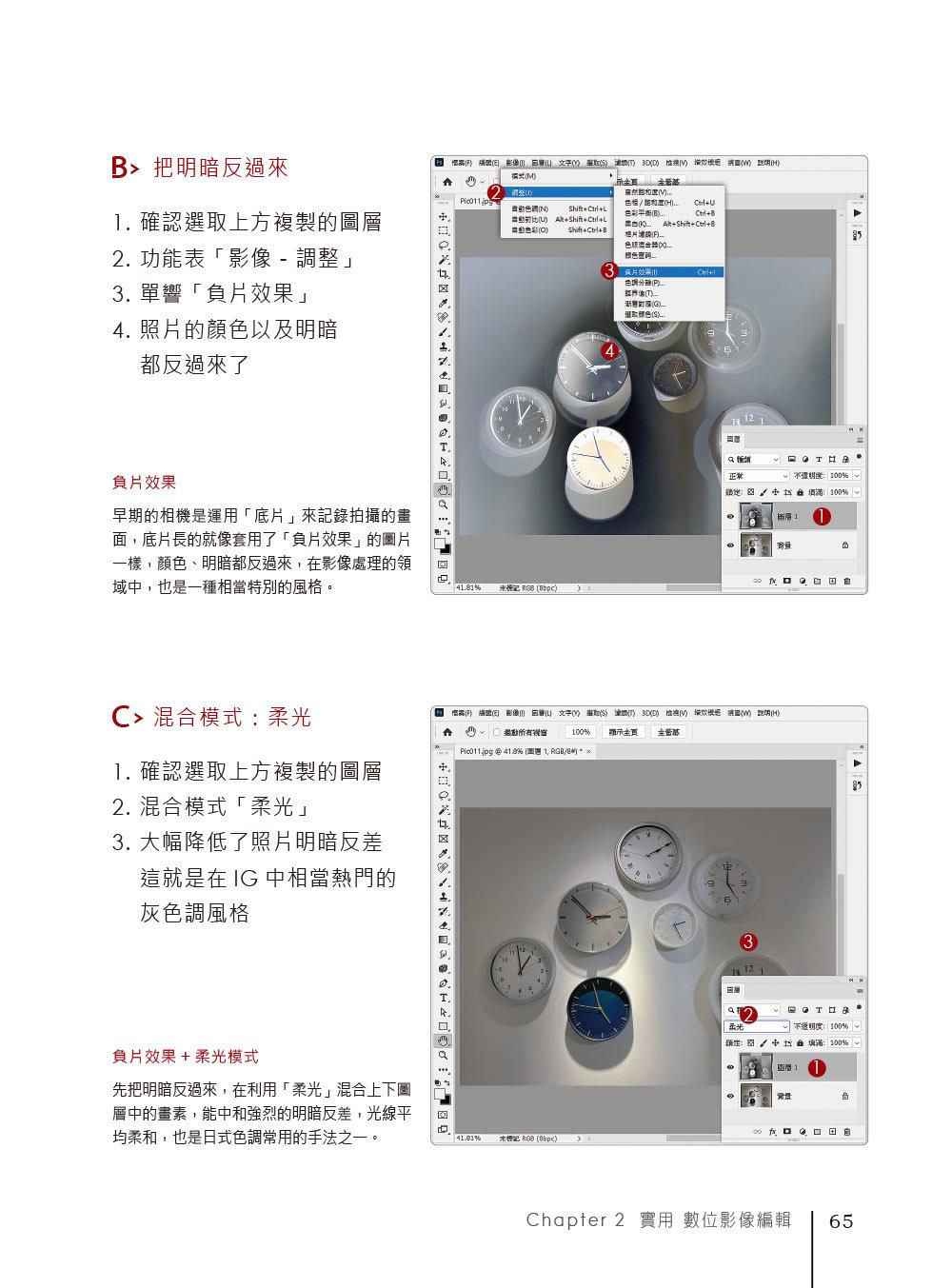 我想學設計!人氣精選 Photoshop 影像編修技:工具x調色x文字x合成x廣告設計(千萬網友點擊推薦狂推必學)-preview-4