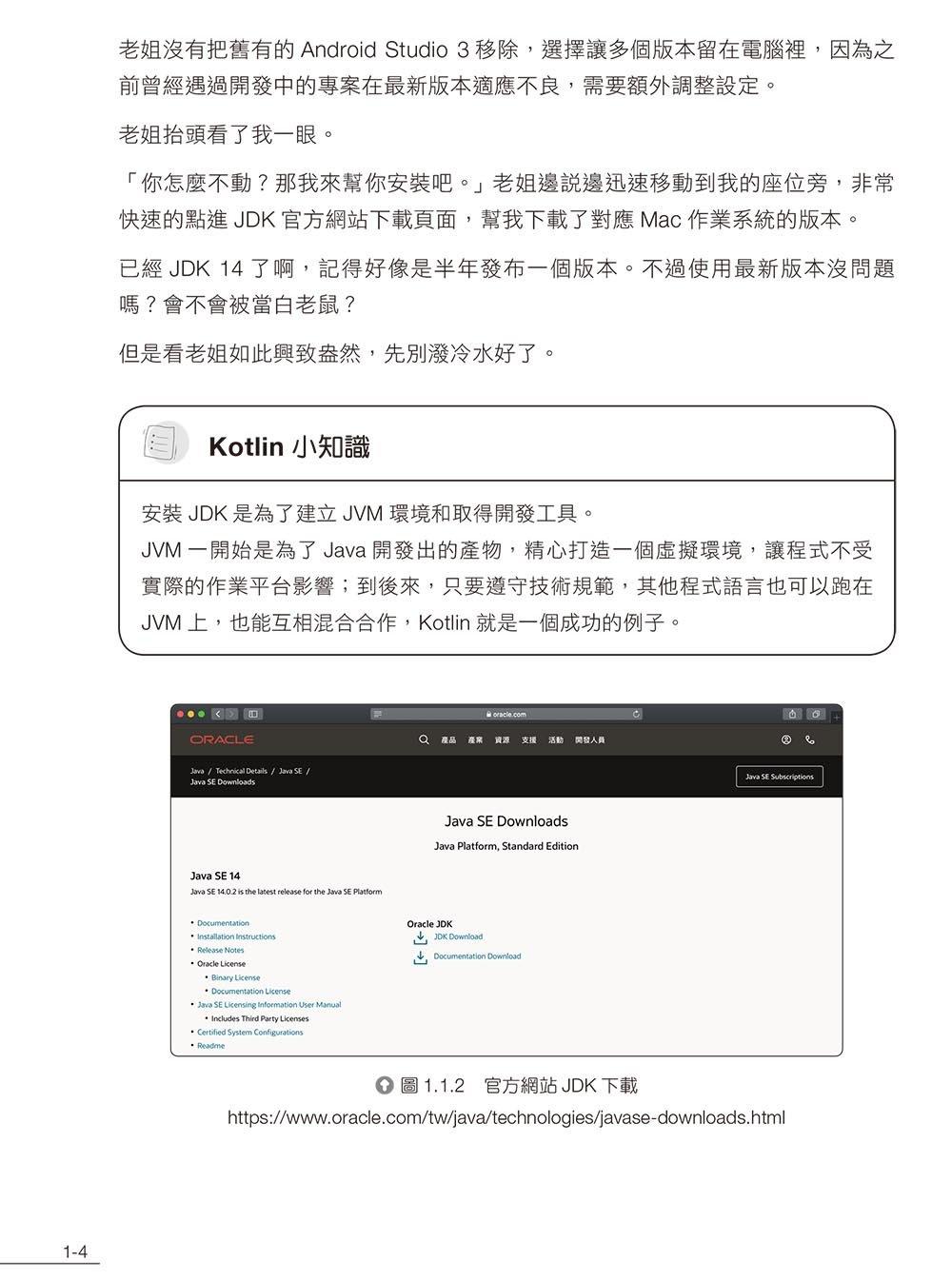 老姐要用 Kotlin 寫專案:從 Server 到 Android APP 的開發生存日記(iT邦幫忙鐵人賽系列書)-preview-4