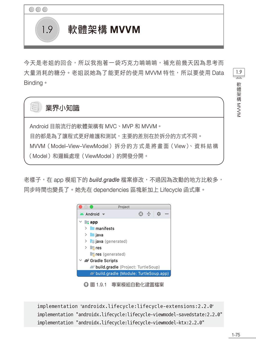 老姐要用 Kotlin 寫專案:從 Server 到 Android APP 的開發生存日記(iT邦幫忙鐵人賽系列書)-preview-6