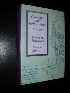 Computer and Robot Vision Volume 1-cover