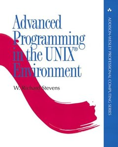Advanced Programming in the UNIX Environment-cover