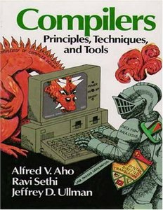 Compilers: Principles, Techniques, and Tools (精裝) 美國版-cover