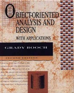 Object-Oriented Analysis and Design With Applications, 2/e-cover