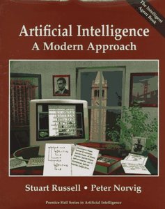 Artificial Intelligence: A Modern Approach-cover