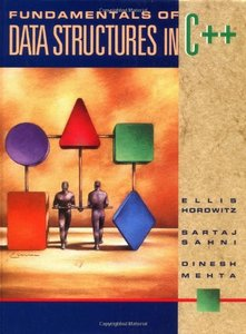 Fundamentals of Data Structures in C++-cover
