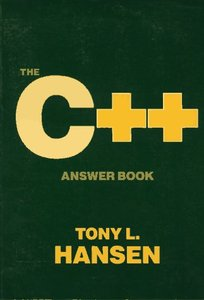 THE C++ ANSWER BOOK-cover