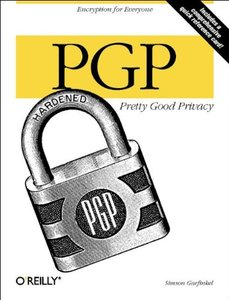 PGP: Pretty Good Privacy-cover