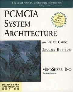 PCMCIA System Architecture, 2/e-cover