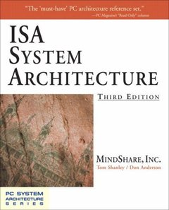 ISA System Architecture, 3/e (Paperback)-cover