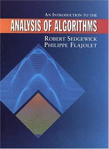 An Introduction to the Analysis of Algorithms-cover