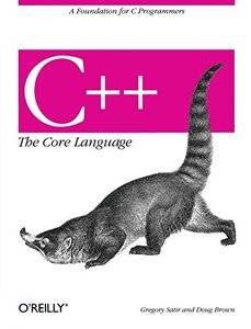 C++: The Core Language-cover