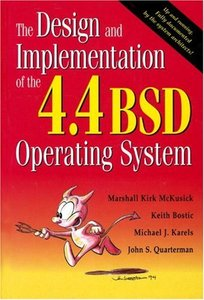 The Design and Implementation of the 4.4BSD Operating System-cover