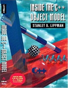 Inside the C++ Object Model (Paperback)-cover