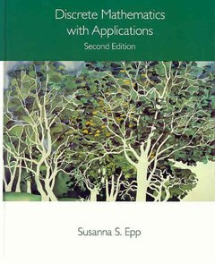 Discrete Mathematics With Applications, 2/e-cover