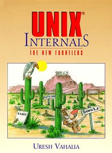 UNIX Internals: The New Frontiers (Paperback)-cover