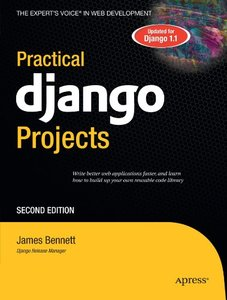 Practical Django Projects, 2/e (Paperback)-cover