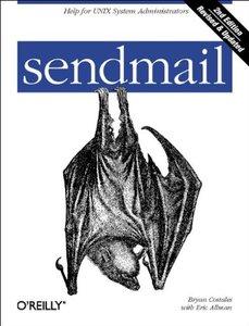 Sendmail, 2/e-cover