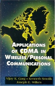 Applications of CDMA in Wireless/Personal Communication-cover