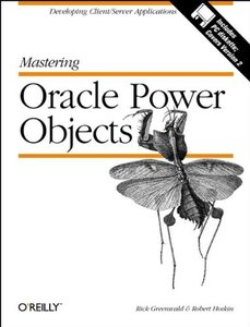 Mastering Oracle Power Objects-cover