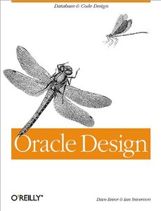 Oracle Design: The Definitive Guide-cover
